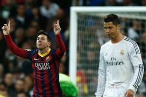 Cristiano Ronaldo and Lionel Messi are all time leading scorers at Real Madrid and Barcelona respectively.