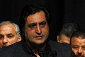 Sajad Lone's appeal came a day after a teenager was among the three killed in a gunfight between security forces and militants near Srinagar on Sunday.