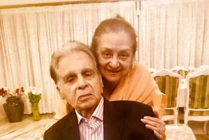 Actor Dilip Kumar and his wife Saira Banu will celebrate his birthday with close friends.