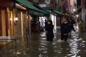Watch: Venice submerged as it sees worst floods in a decade
