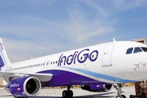 IndiGo Flight makes emergency landing after smoke alert in cabin