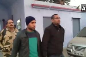 Jeetendra Malik alias Jeetu Fauji was arrested late on Saturday. A local court in Bulandshahr sent him into 14-day judicial custody