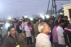 Chhattisgarh election results 2018: Tight security arrangements have been made at the counting centres in all 27 districts, particularly the Naxal-affected ones, where voting was held in two phases on November 12 and 20 to elect a new 90-member Assembly.