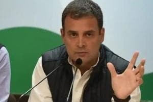 Election result clear message for PM Modi: Rahul Gandhi