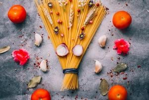 We think of all pastas as the same - in taste - but Italians will tell you that every kind of pasta is different.