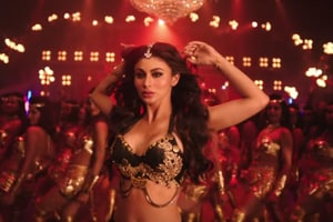 Mouni Roy in a still from the song Gali Gali.