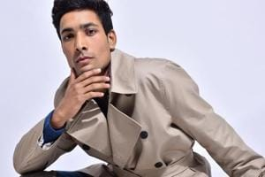 Ankesh Kothari was a watchmen before he was scouted by an agency and groomed for modelling.