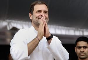 Rahul Gandhi has been leading from the front ever since he became the Congress president on December 11, 2017.