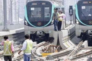 The CMRS team will inspect all 21 Metro stations of the 29.7km Aqua Line