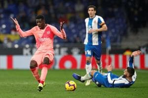 Valverde says Barcelona want to 'help' difficult Dembele