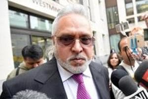 File Image -Vijay Mallya leaves Westminster Magistrates Court in London.