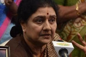 Tamil Nadu's ruling All India Anna Dravida Munnetra Kazhagam (AIADMK) on Monday ruled out the return of VK Sasikala and her nephew, TTV Dhinakaran, to the party while showing the willingness to re-induct the 18 lawmakers disqualified for supporting them.