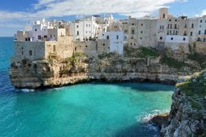Ostuni is ideally located for short drives to other lovely parts of Puglia and its beautiful beaches. (Instagram)