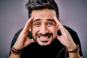 Vir Das is out with his new show, Losing It.