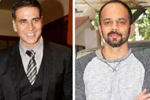 Filmmaker Rohit Shetty and actor Akshay Kumar reportedly will collaborate for a film.