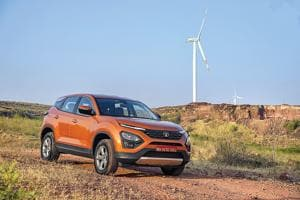Tata Harrier is the first car from a homegrown, Indian car manufacturer that can truly be called global
