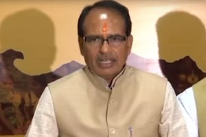 Shivraj Chouhan takes responsibility for defeat, resigns from CM post