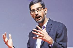 Sundar Pichai denied the allegations of his company having any political bias, saying the internet giant's algorithms have no such sentiments.