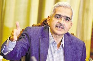 Shaktikanta Das, who has been appointed as the new governor of Reserve Bank of India.