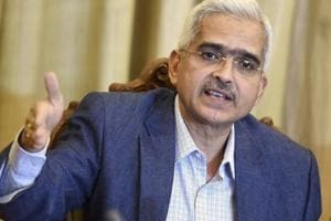 Former finance secretary Shaktikanta Das has been appointed as the new governor of Reserve Bank of India.