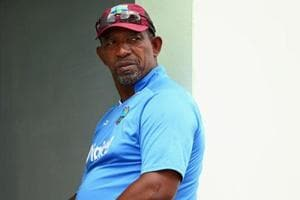 Phil Simmons is currently the coach of Afghanistan national cricket team,