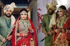 Inside Kapil Sharma and Ginni Chatrath wedding Jalandhar.