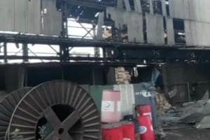 At least three labourers were killed and two injured on Thursday after an explosion at a steel company in Dadra and Nagar Havel's Silvassa.