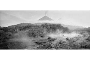 Photos: The challenge of translating a volcano's fury into images