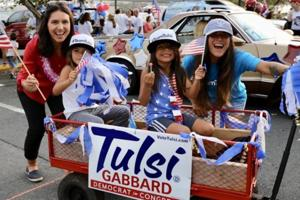 If Tulsi Gabbard elected in 2020, she could be the youngest ever and first woman to be elected as the US president.