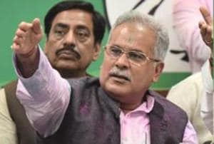 Bhupesh Baghel has been Chhattisgarh Congress president for the last five years and has taken former chief minister Raman Singh's Bharatiya Janata Party government head-on