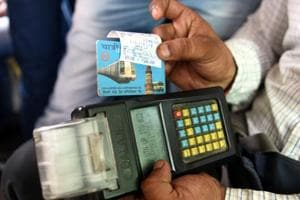 The common mobility card for commuters in Delhi was relaunched in November this year.