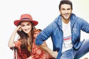 Ranveer Singh and Alia Bhatt will be seen together in Gully Boy.