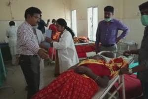 The condition of 12 people was critical and they have been taken to Mysuru for treatment, police said.