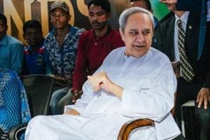 It was not just former Indian opening batsman Virender Sehwag who watched the men's World Cup Hockey quarterfinal match between India and the Netherlands with Odisha chief minister Naveen Patnaik.