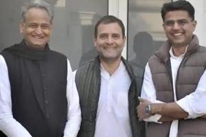 Ashok Gehlot named new Rajasthan CM, Sachin Pilot named state's Deputy ...