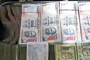 Two govt employees held for  accepting Rs 60K bribe