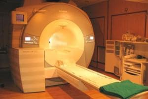 Mumbai's Nair Hospital has only one MRI machine due to which the patients face a long wait.