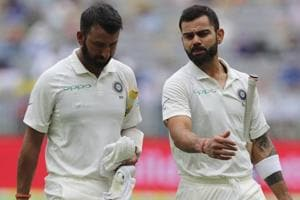 India vs Australia: Virat Kohli, Ajinkya Rahane lead fightback on Day 2