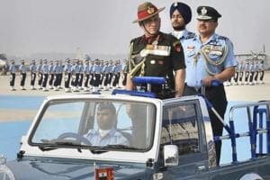 The Indian Army is mulling recruiting women for the military police, General Bipin Rawat said.