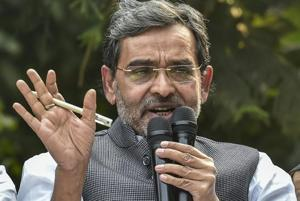 "A coup has been a possibility in the RLSP ever since Upendra Kushwaha (pictured) rejected BJP's seat offer for the 2019 Lok Sabha polls as ""less than respectable""."