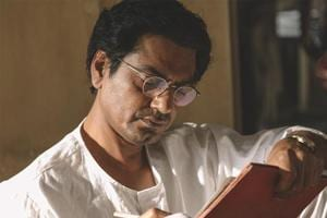 Nawazuddin Siddiqui played the controversial writer in Manto.