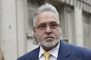 Liquor baron Vijay Mallya is now facing bankruptcy proceedings in a London court (File Photo)