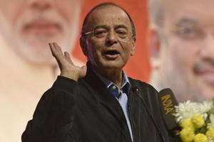 Arun Jaitley also hinted that defence suppliers who lost out on the Rafale deal may be behind the controversy surrounding it.