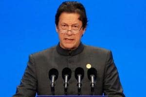 Imran Khan said only dialogue and not violence and killings will resolve the Kashmir conflict.