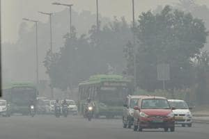 While the early pollution warning system has been installed in Delhi and would help alert authorities of dust particles being blown in from west Asia, the Union government has also allocated funds to tackle pollution from stubble burning in northwest India.