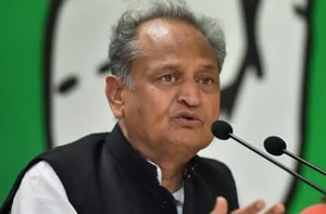 Will work in public interest, says Ashok Gehlot before swearing in as Rajasthan...