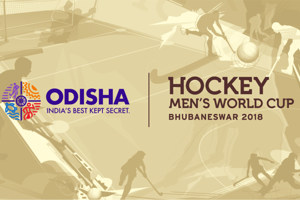 The Men's Hockey World Cup was held in Bhubaneswar from November 28 to December 16.