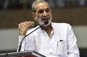 Congress leader Sajjan Kumar was sentenced to life imprisonment in a case relating to the 1984 anti-Sikh riots in Delhi by the Delhi HighCourt on Monday  (File Photo)