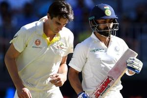 India vs Australia:Hosts five wickets away from winning second Test