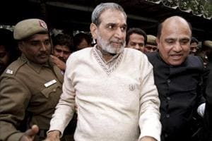 """The Delhi high court on Monday called the anti-Sikh riots case of 1984 """"communal frenzy"""" as it sentenced Congress leader Sajjan Kumar to life imprisonment in one of the cases."""